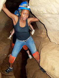 Caving
