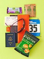 diet tips from seasoned traveler