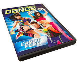 """So You Think You Can Dance Get Fit: Cardio Funk"""