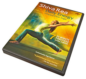 """Shiva Rea Daily Energy Vinyasa Flow Yoga"""