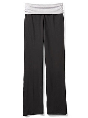 Champion polyester blend Rolldown pants