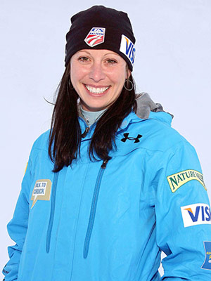 Olympian Emily Cook