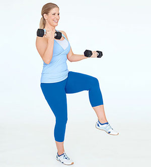 Balance Arm Curl
