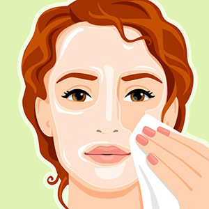 cleansing for normal to dry skin