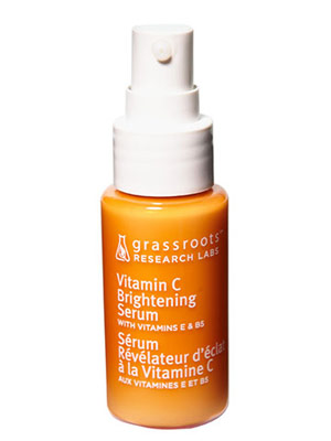 Grassroots Research Labs Vitamin C Brightening Serum