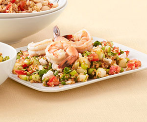 dinner recipes with whole grains