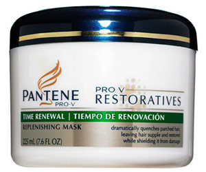 Pantene Pro V Restoratives Time Renewal Replenishing Mask