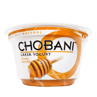 Chobani Honey 0% Greek Yogurt