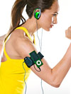 Adidas miCoach kit and iPod Nano