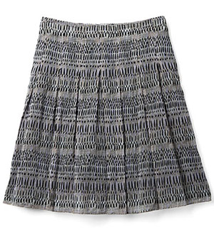Sisley cotton skirt