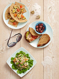 Metabolism-boosting lunches