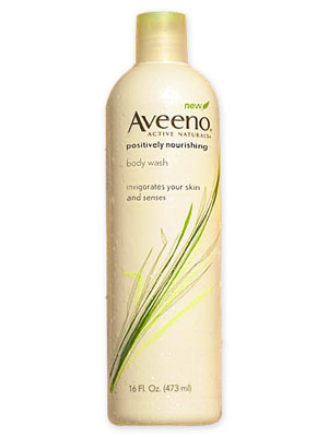 Aveno Positively Nourishing Energizing Body Wash