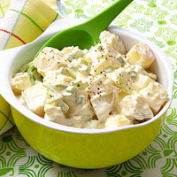 light potato salad