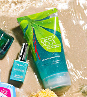 Bath & Body Works Deep Aqua Skin Smoothing Shower Gel�e