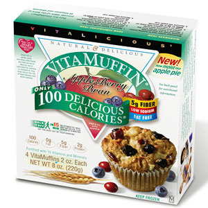 AppleBerry VitaMuffins