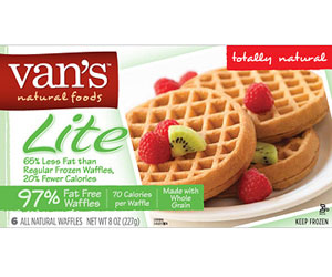 Van's Lite Waffles