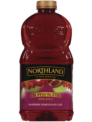 Northland Superfruits Raspberry Pomegranate Goji