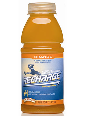 R.W. Knudsen Family Orange Recharge
