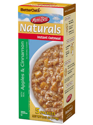 Better Oats Mom's Best Naturals Oatmeal