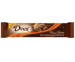 Dove Milk Chocolate Peanut Butter Singles Bar