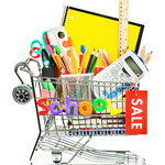 Save on school supplies