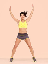 jumping jacks