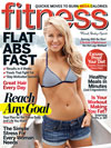 Fitness September 2010 Magazine Cover