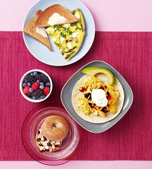 300-calorie breakfasts