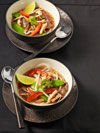 Vietnamese-Style Soup With Beef