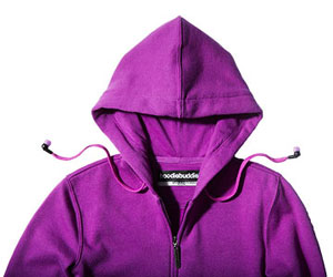 HoodieBuddie with HB3 Technology