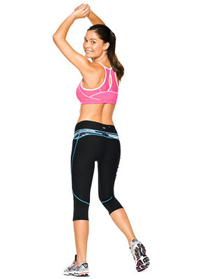 Lucy Distance Knee Pant