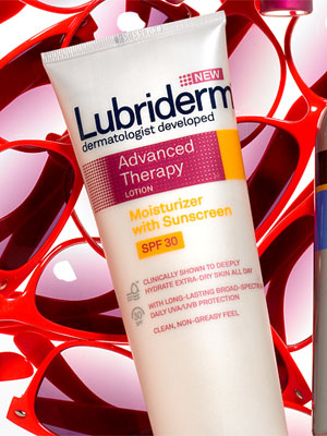 Lubriderm Advanced Therapy Moisturizing Lotion