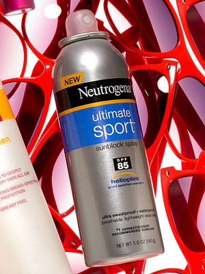 Neutrogena Ultimate Sport Sunblock spray