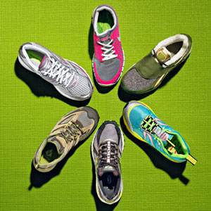 Choosing sneaks just got a whole lost easier.