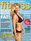 Fitness Magazine November/December Cover 2010