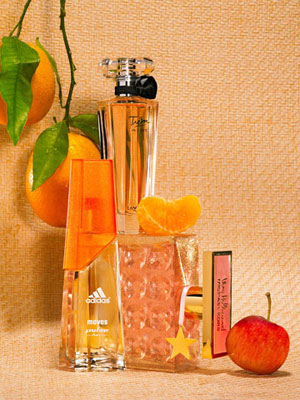 fruity fragrances