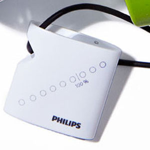 Philips DirectLife activity detector