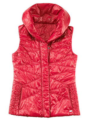 Lucy Four Corners Vest