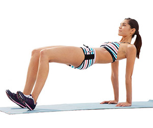 Dip and Hip Raise B