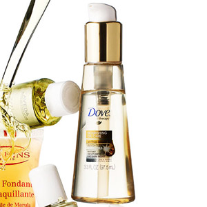 Dove Hair Nourishing Oil Care Serum