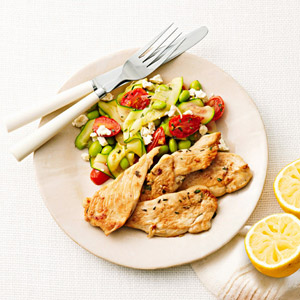 Healthy Dinner Recipes Minutes Picture