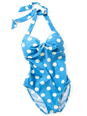 Boden Retro swimsuit