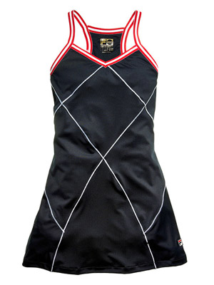 Fila Heritage tennis dress
