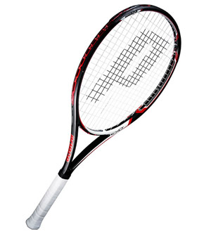 Prince EX03 Red 105 Tennis Racquet