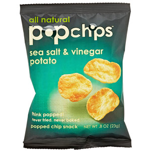 Sea Salt & Vinegar PopChips