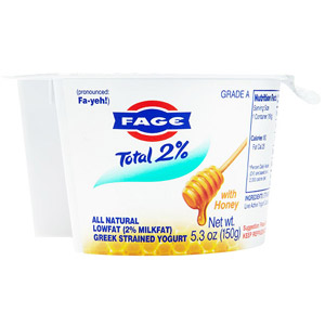 Fage Total 2% Greek Yogurt with Honey