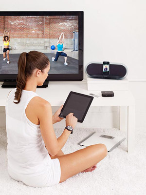 High-Tech Workout Tools