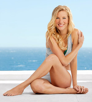 Glee's Heather Morris