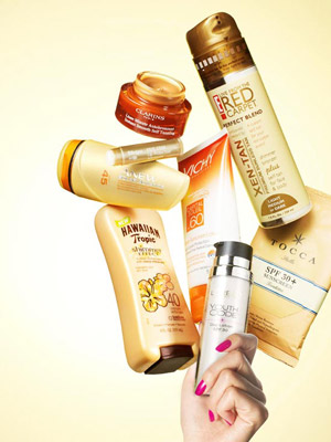 The best sun products