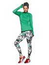 Under Armour ColdGear Fleece Printed Tights